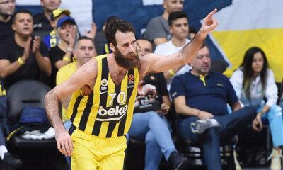 Fenerbahçe Beko maçında duygusal anlar! Datome, Sloukas ve Obradovic…