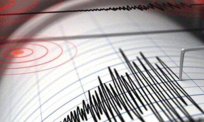 Elazığ, Erzurum, Samsun ve Adana çevresinde deprem çok şiddetli deprem