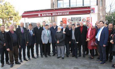 Bafra Mübadele ve Balkan Türk Kültürü Araştırmaları Derneği Kahvaltı Programı