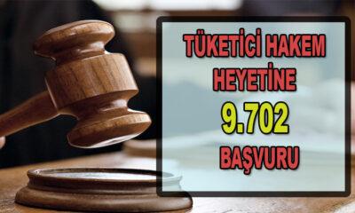 Samsun'da Tüketici Hakem Heyetine Toplam 9.702 Başvuru Yapılmış