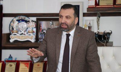 """Başkan Sarıcaoğlu: """"Deprem bilinci aşılamalıyız"""""""