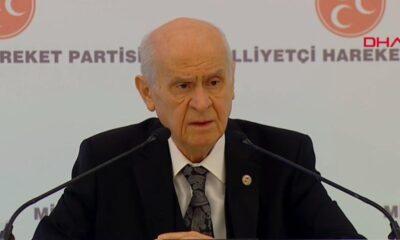 Son dakika: MHP lideri Devlet Bahçeli'den çarpıcı mesajlar