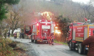 Valilikten doğal gaz borusu patlaması açıklaması