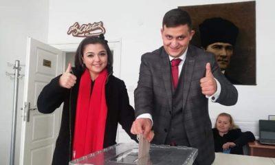 """Yasin SARIKAŞ """"Gençlik geliyor!"""" Sloganı İle Başkan Seçildi"""