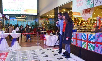 Atakum'da 'Sevgililer Günü'ne özel etkinlik