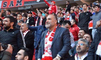 Canik Belediyesinden personele Samsunspor izni