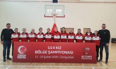 İlkadım U-14 Kız Basketbol Takımı, Anadolu Şampiyonası'na adını yazdırdı