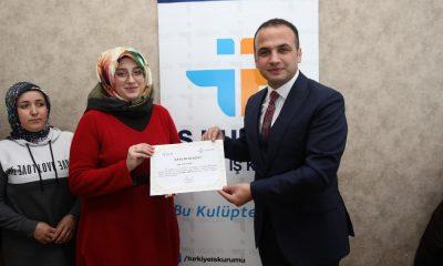 İŞKUR iş kulübünde iş garantili eğitim programı ilk kez Fatsa'da uygulandı