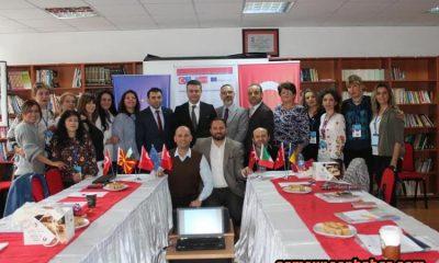 İstiklal Mesleki Ve Teknik Anadolu Lisesi ULUSLARARASI GİRİŞİMCİLİK TOPLANTISI