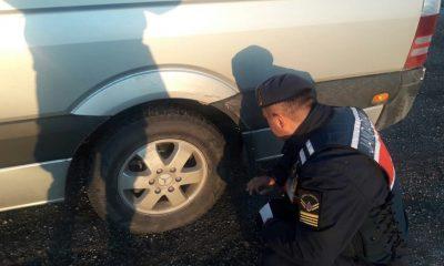 Jandarma'dan Uygulama