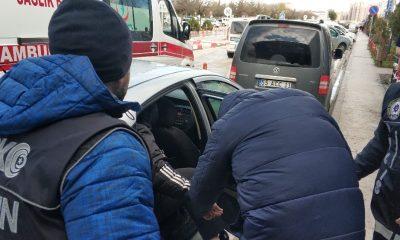 Kokain, hap ve esrarla yakalanan 2 kişi tutuklandı