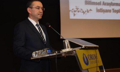 """ODÜ Rektörü Akdoğan: """"En önemli sorumluluklarımızdan biri, insanı en ideal manada yetiştirmek"""""""