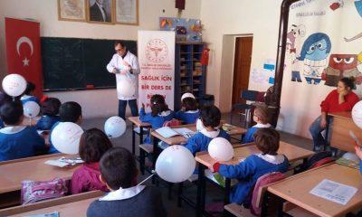 Öğrencilere sağlık okuryazarlığı eğitimi