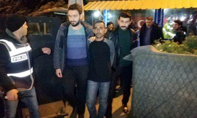 Ordu'da adam öldürüp otobüsle kaçarken Samsun'da yakalandılar