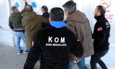 Samsun'da FETÖ'ye komiser yardımcılığı giriş sınavı operasyonu: 22 gözaltı