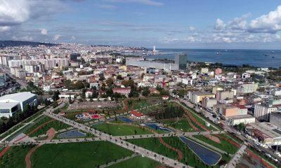 Samsun'da ocak ayında 2 bin 53 konut satıldı
