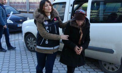 Samsun'da uyuşturucu imalathanesi operasyonu: 5 gözaltı