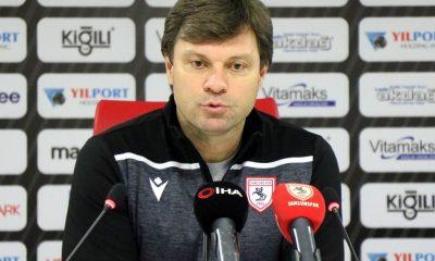 Samsunspor – Amed Sportif Faaliyetler maçının ardından
