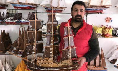 Sinop'a özgü kotralar ülke sınırlarını aştı