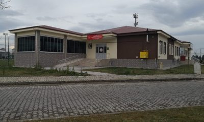 Sosyal Hizmet Merkezi yeni binasında