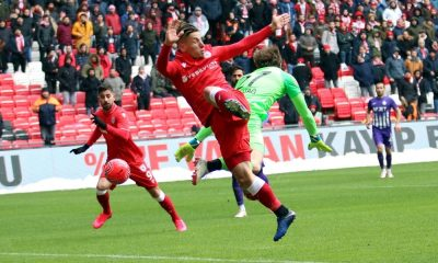 TFF 2. Lig: Samsunspor: 2 – Afjet Afyonspor: 0