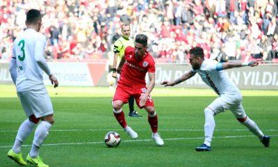 TFF 2. Lig: Samsunspor: 3 – Amed Sportif Faaliyetler: 0