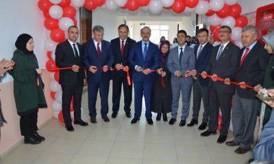 Vali Yavuz Fatsa'da açılışlara katıldı