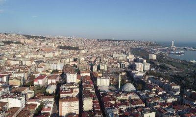 Yabancılar 2019'da Samsun'dan bin 50 gayrimenkul aldı
