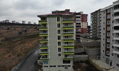 Zemini kayan binanın yıkımı için mahkeme kararı bekleniyor