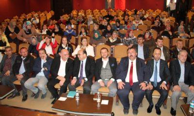 19. dönem düzenlenen  AK Parti siyasi akademisi ilk dersi Amasya'da yapıldı