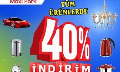 Prestij Maxipark Samsun'da Yeni İndirimler ile Hizmete Devam Ediyor