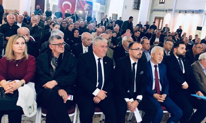 Akdeniz Balkan  Türkleri Federasyonu Başkanı Özgün KAYA Oldu.
