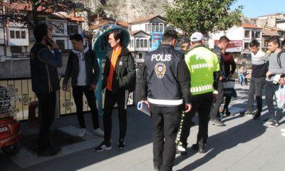 Amasya'da Güvenli Eğitim Uygulaması