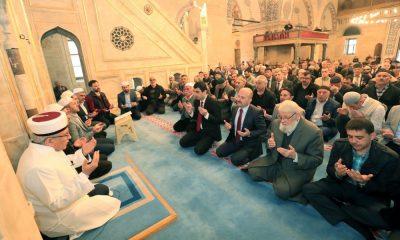 Amasya'da İdlib şehitleri için mevlid okutuldu