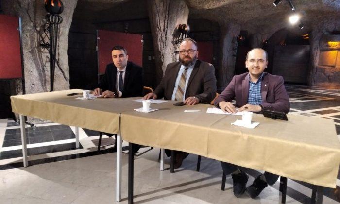 Atakum'da gençler geleceği hayal ediyor