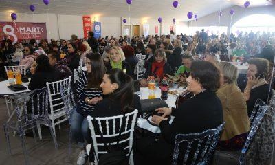 Atakum'da kadınlar tek ses oldu