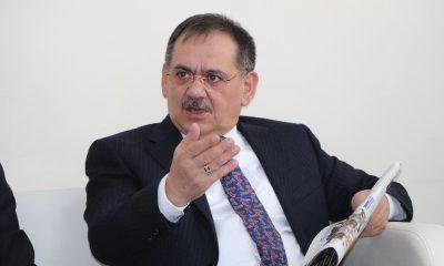"""Başkan Demir: """"Halkın sağlığına zarar verecek bir suyu şehre salmayız"""""""