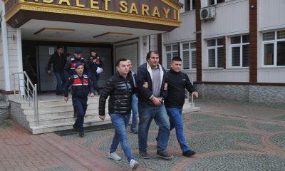 Boğazı kesilen kadının katil zanlısı oğlu tutuklandı
