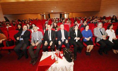 Çanakkale Zaferi ve İstiklâl Marşı konferansı