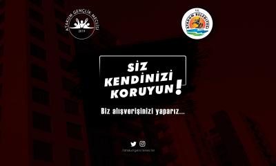 Atakum Belediyesi Hizmette Sınır Tanımıyor