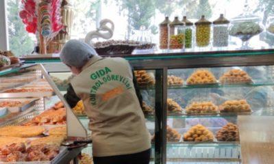 Fatsa'da gıda işletmelerine 'korona virüsü' denetimleri