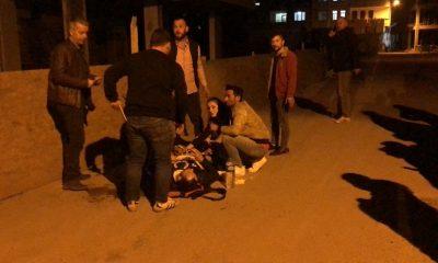 Fatsa'da silahlı kavga: 1 yaralı