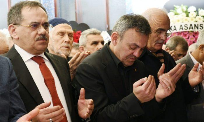 Kadir Gürkan'ın acı günü