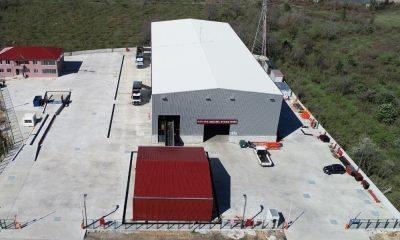 Katı atık tesisi genişletildi
