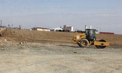 Kavak'ta Küçük Sanayi Sitesi başladı