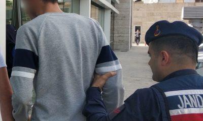 Kavgada bekçiyi bıçaklayan tutuklandı