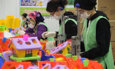 Maskeli üretim