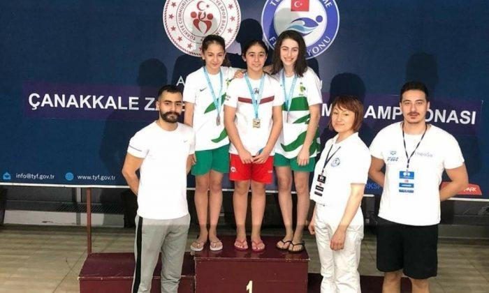 OMÜ'den Türkiye şampiyonu