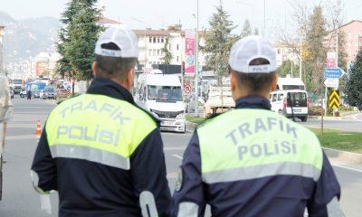 Ordu'da 38 sürücünün ehliyetine el konuldu