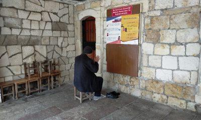 Ordu'da camiler cuma namazında boş kaldı